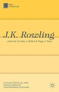 portada J. K. Rowling (New Casebooks) (libro en Inglés)
