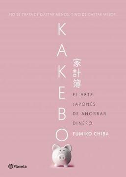 portada Kakebo. El Arte Japonés de Ahorrar Dinero