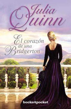 portada El Corazón de una Bridgerton: 282 (Books4Pocket Romántica)