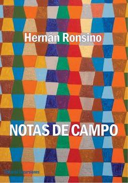 portada Notas de Campo