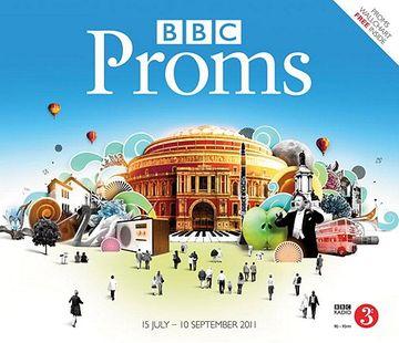 portada bbc proms guide 15 july-10 september 2011