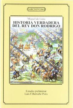 portada Historia Verdadera del rey don Rodrigo