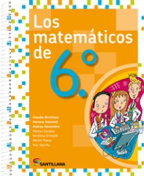 portada Los Matematicos de 6 nov 2016