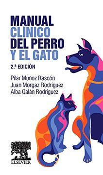 portada Manual Clínico del Perro y el Gato - 2ª Edición