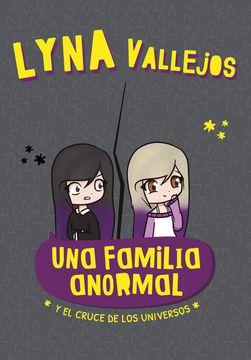 portada Una Familia Normal y el Cruce de los Universos