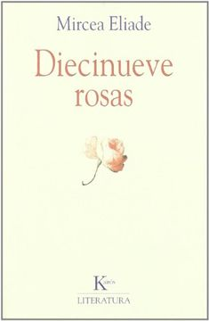 portada Diecinueve Rosas