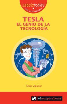 portada Tesla: El Genio de la Tecnología