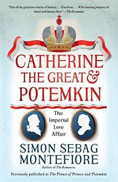 portada Catherine the Great & Potemkin: The Imperial Love Affair (libro en Inglés)
