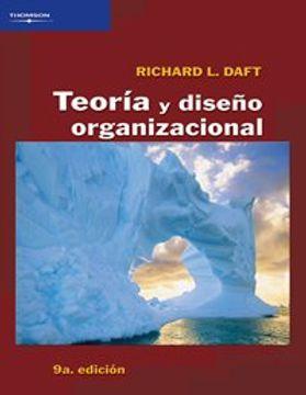 portada Teoría y Diseño Organizacional