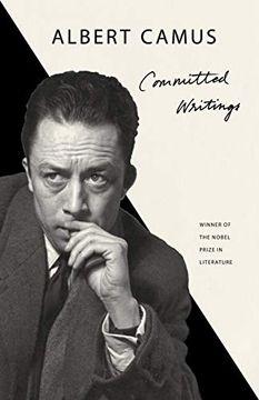portada Committed Writings (libro en Inglés)