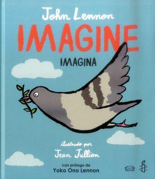portada Imagine (libro en Inglés)