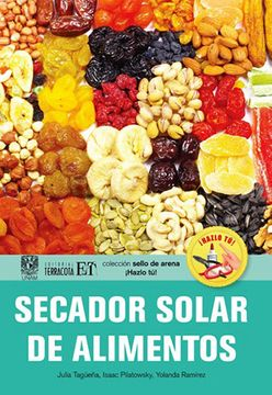 portada Secador Solar De Alimentos