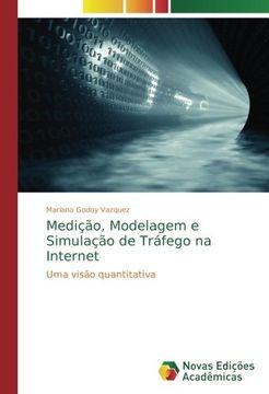 portada Medição, Modelagem e Simulação de Tráfego na Internet: Uma visão quantitativa
