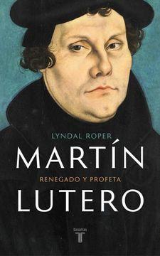 portada Martín Lutero