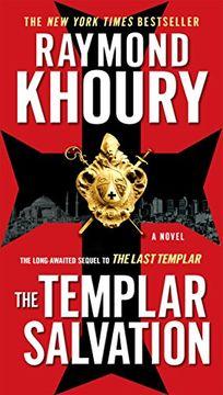 portada The Templar Salvation (libro en Inglés)