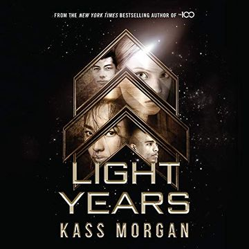 portada Light Years (Light Years Series, 1) (libro en inglés) (Audiolibro)