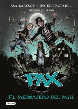 portada Pax 4. El Mensajero del mal