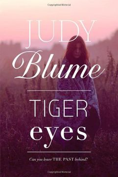 portada Tiger Eyes