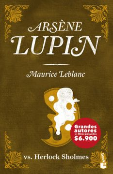 portada Arsène Lupin vs Sherlock Holmes