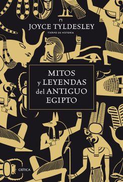 portada Mitos y Leyendas del Antiguo Egipto