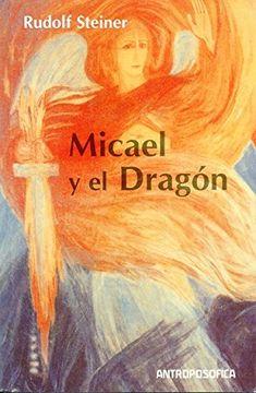 portada Micael y el Dragón