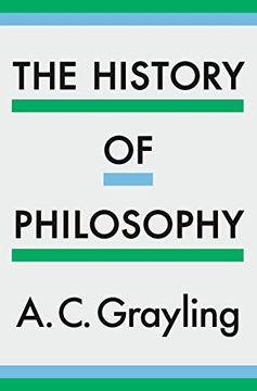portada The History of Philosophy (libro en Inglés)
