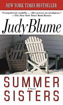 portada Summer Sisters (libro en Inglés)