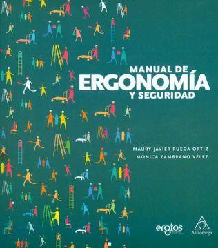 portada Manual de Ergonomia y Seguridad. Rueda. 1Ed.