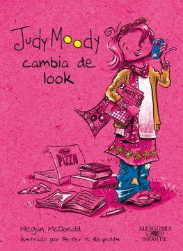 portada Judy Moody Cambia de Look