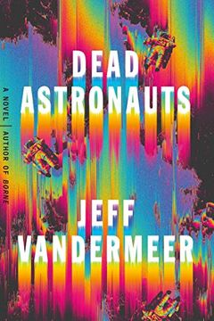 portada Dead Astronauts (libro en Inglés)