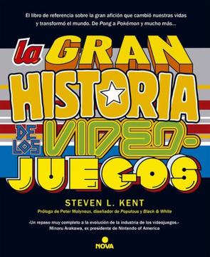 portada La Gran Historia de los Videojuegos