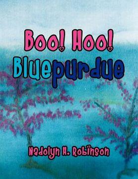 portada boo! hoo! bluepurdue