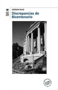 portada Discrepancias del Bicentenario