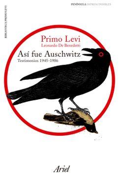 portada Asi fue Auschwitz Testimonios 1945 1986