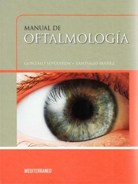 portada Manual de Oftalmologia
