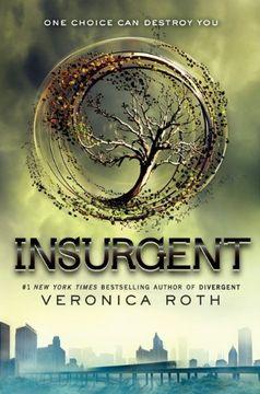 portada Insurgent (Divergent) (libro en Inglés)