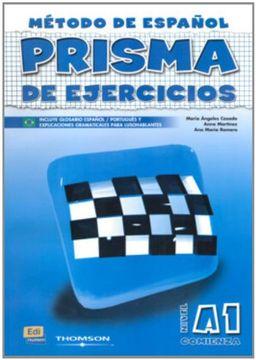portada Prisma a1 Comienza - Libro de Ejercicios