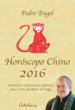 portada HORÓSCOPO CHINO 2016
