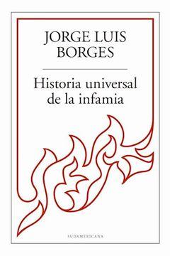 portada Historia Universal De La Infamia