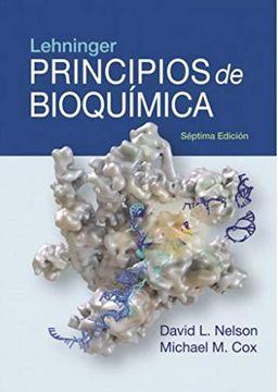 portada Lehninger. Principios de Bioquímica (Bioquimica)