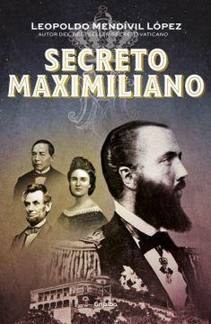 portada Secreto Maximiliano