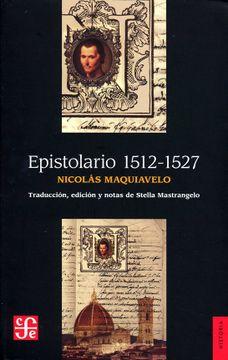 portada Epistolario 1512-1527