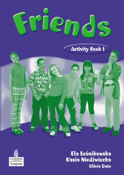 portada Friends. Workbook. Per la Scuola Secondaria di Primo Grado: Friends. 1º eso - Workbook 1 (libro en Inglés)