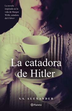 portada La Catadora de Hitler
