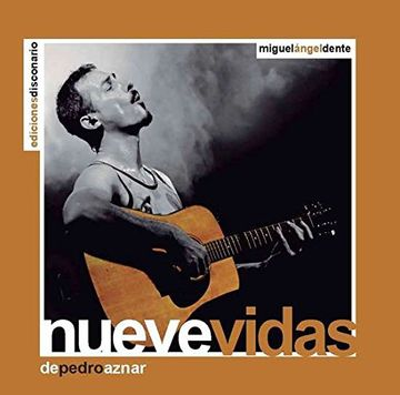 portada Nueve Vidas de Pedro Aznar