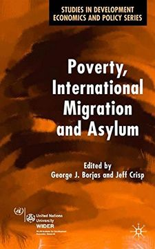 portada Poverty, International Migration and Asylum (Studies in Development Economics and Policy) (libro en Inglés)