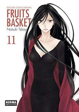 portada Fruits Basket ed Coleccionista 11