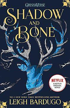 portada The Grisha: Shadow and Bone (libro en Inglés)