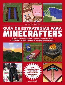 portada Minecraft. GuãA de Estrategias Para Minecrafters