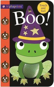 portada Alphaprints Boo (libro en Inglés)